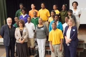 Freedom Riders Visit McComb Schools