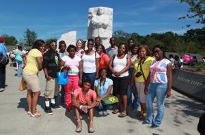 McComb Students Travel to Washington, DC