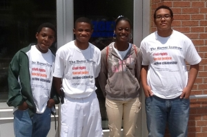 Fannie Lou Hamer Institute Summer Youth Program