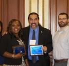 Congratulations to Falana McDaniel and the Samuel Proctor Program