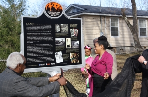 C.C. Bryant Honored on Mississippi Freedom Trail