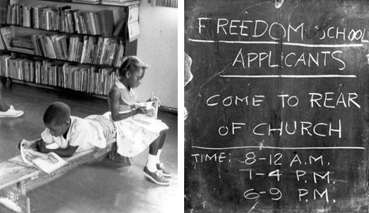An analysis of the first freedom school