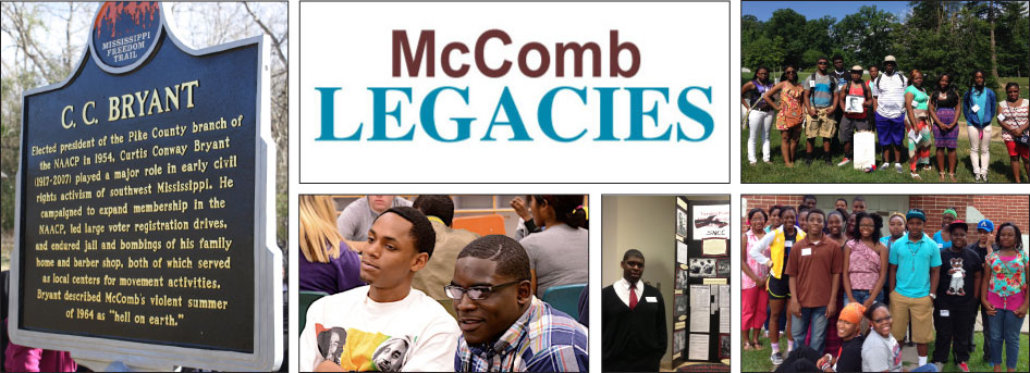 McComb Legacies Blog